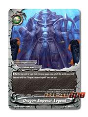 Dragon Emperor Legend [X-BT04A-SS03/0044EN C (FOIL)] English