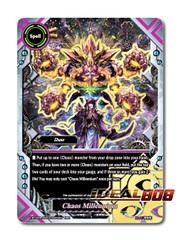 Chaos Millennium [X-BT04A-UB03/0005EN RRR (FOIL)] English