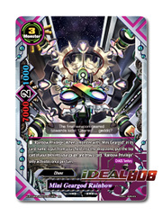 Mini Geargod Rainbow [X-BT04A-UB03/0010EN RR (FOIL)] English