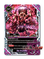 The Overkiller [X-BT04A-UB03/0018EN RR (FOIL)] English