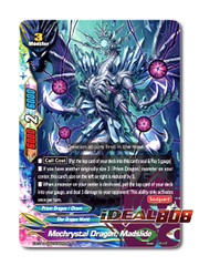 Mechrystal Dragon, Madslide [X-BT04A-UB03/0025EN R (FOIL)] English