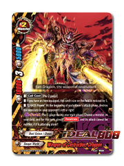 Weapon of Destruction, Dragoon [X-BT04A-UB03/0029EN R (FOIL)] English