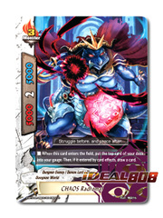 CHAOS Radromal [X-BT04A-UB03/0042EN C (FOIL)] English