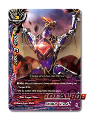 CHAOS Vivod [X-BT04A-UB03/0043EN C (FOIL)] English