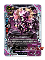 Mini Geargod Pink [X-BT04A-UB03/0045EN C (Regular)] English
