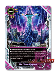 the Chaos [X-BT04A-UB03/S006EN SP (Gold Border)] English
