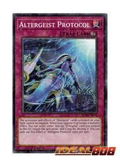 Altergeist Protocol - SP18-EN048 - Starfoil Rare - 1st Edition