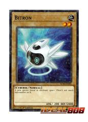 Bitron - SP18-EN001 - Starfoil Rare - 1st Edition