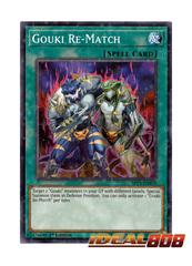 Gouki Re-Match - SP18-EN039 - Starfoil Rare - 1st Edition