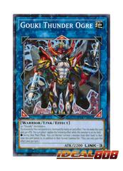 Gouki Thunder Ogre - SP18-EN035 - Starfoil Rare - 1st Edition