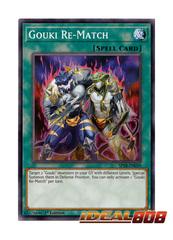 Gouki Re-Match - SP18-EN039 - Common - 1st Edition