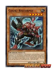 Gouki Riscorpio - SP18-EN017 - Common - 1st Edition