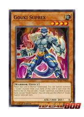 Gouki Suprex - SP18-EN018 - Common - 1st Edition