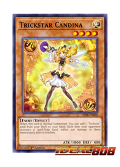 Trickstar Candina - SP18-EN020 - Common - 1st Edition