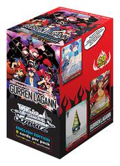 GURREN LAGANN (English) Weiss Schwarz Booster Box * PRE-ORDER Ships Jul.05