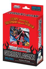 GURREN LAGANN (English) Weiss Schwarz Trial Deck+