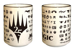 Magic the Gathering 25th Anniversary Yunomi (Daily Ceramic Tea-cup)