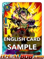 Dogged Demon Lord, Asmodai [X2-BT01/0024EN R (Glossy)] English