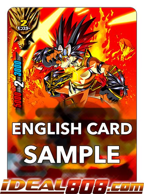 Overturn Sun Dragon, Bal Dragon [X2-BT01/0010EN RR (FOIL)] English