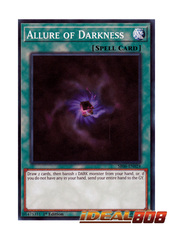 Allure of Darkness - SR06-EN024 - Common - 1st Edition