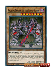 Archfiend Emperor, the First Lord of Horror - SR06-EN007 - Common - 1st Edition