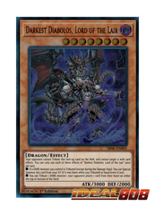 Darkest Diabolos, Lord of the Lair - SR06-EN001 - Ultra Rare - 1st Edition