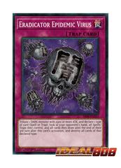 Eradicator Epidemic Virus - SR06-EN033 - Common - 1st Edition