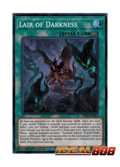 Lair of Darkness - SR06-EN022 - Super Rare - 1st Edition