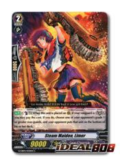 Steam Maiden, Limer - G-CB04/030EN - C