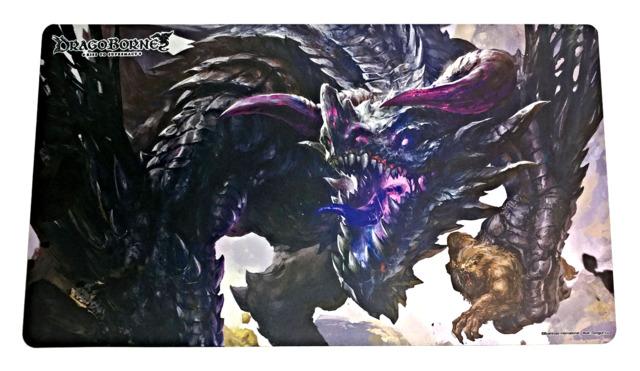Case Promo Playmat - BT02 Oath of Blood (Dragoborne)