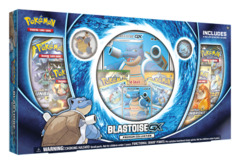 Pokemon Blastoise GX Premium Collection