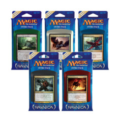 All 5 Return to Ravnica Intro Packs