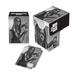 Ultra Pro Walking Dead Deck Box [Michonne]