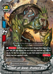 Chief of Steel, Protect Ko [D-BT02/0091EN C (FOIL)] English