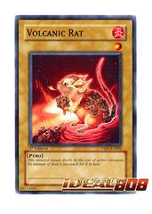 Volcanic Rat - TAEV-EN002 - Common - 1st Edition
