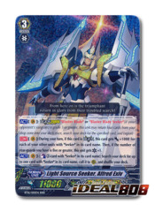Light Source Seeker, Alfred Exiv - BT16/001EN - RRR