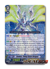 Seeker, Thing Saver Dragon - BT16/002EN - RRR