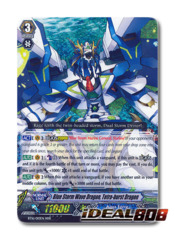 Blue Storm Wave Dragon, Tetra-burst Dragon - BT16/010EN - RRR