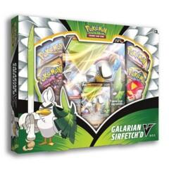 Galarian Farfetch'd Box