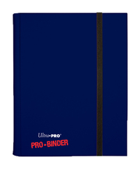 Ultra Pro 9-Pocket Pro Binder - Dark Blue (#82976)