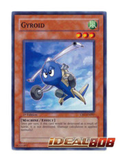 Gyroid - CRV-EN007 - Common - Unlimited Edition