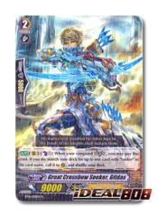 Great Crossbow Seeker, Gildas - BT16/028EN - R