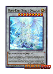 Blue-Eyes Spirit Dragon - CT13-EN009 - Ultra Rare