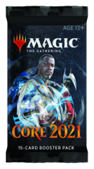 Core Set 2021 Draft Booster Pack [15 Cards]