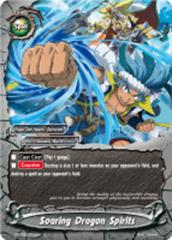 Soaring Dragon Spirits [D-BT02/0102EN C (FOIL)] English