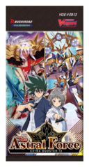CFV-V-EB13 The Astral Force (English) Cardfight Vanguard V-Extra Booster Pack [7 Cards]