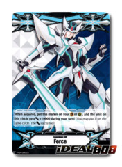 ▽ Imaginary Gift Marker [Force] (Blaster Blade Art) - V-GM/0004EN (Regular) [V-TD01 Promo]