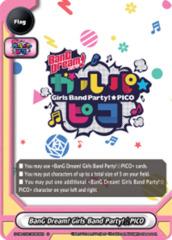BanG Dream! Girls Band Party!☆PICO [S-UB-C02/0060EN U (FOIL)] English