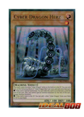 Cyber Dragon Herz - CYHO-EN015 - Ultra Rare - Unlimited Edition