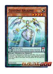 Guiding Ariadne - BOSH-EN036 - Super Rare - 1st Edition